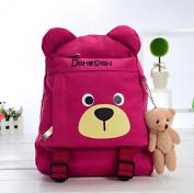 Lopkey New Little Girls Shoulder Schoolbag Standard Backpack