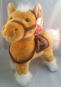 Brown Baby Horse Doll With Neigh Sounds