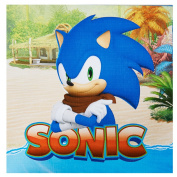 Sonic Boom Lunch Napkins