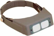 Optivisor Magnifier 20cm Working Distance 2-1/2X