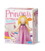 Easy-To-Do Princess Doll Making Kit