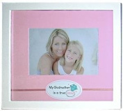 Just for Her GodmtherWooden Shadowbox Frame 4x6 x1