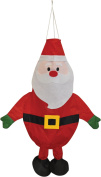 Santa Windsock 100cm Long