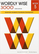 Wordly Wise 3000 Book 5 Student Workbook 3rd Edition