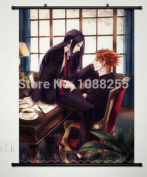 Anime family Home Decor Anime Poster Wall Scroll Hot HUNTERxHUNTER DXF Hisoka Japanese