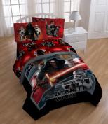 Star Wars Episode 7 Twin Comforter and Sheet Set
