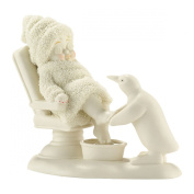 Snowbabies Classics Day at The Spa Figurine, 11cm