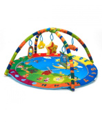 """Big Oshi """"Happy Angel"""" Play Mat - red/multi, one size"""
