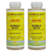California Baby Bubble Bath - Calendula - 380ml