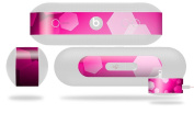 Bokeh Hex Hot Pink Decal Style Skin - fits Beats Pill Plus
