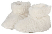 Barts Fur Boots Fleece Ivory White Baby Girls Barts from 3 to 12 months