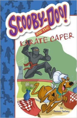 Scooby-Doo and the Karate Caper  [Paperback]