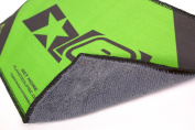 Planet Eclipse Micro Fibre Cloth - Small - Black / Green