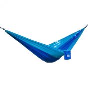 Portable Parachute Nylon Fabric Travel Camping Hammock