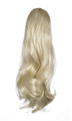 Love Hair Extensions Victorian Crocodile Clip Ponytail. Colour 27 - Rich Blonde by Love Hair Extensions