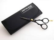 "Beard Trimming Scissors, Moustache Scissors 5.5"" (14cm) + Presentation Case"