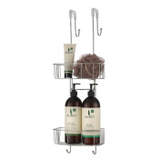 Overscreen Stainless Steel Shower Caddy