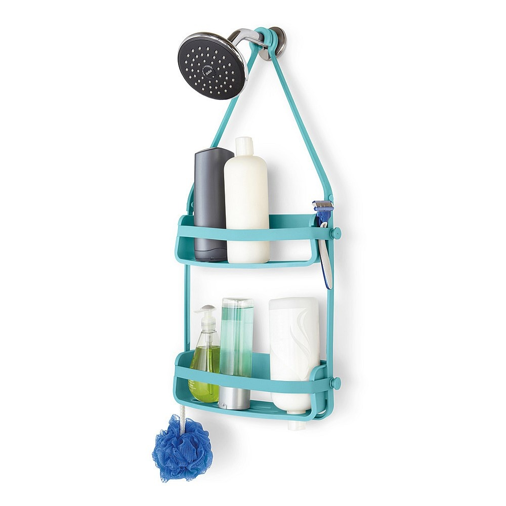 UMBRA Flex Shower Caddy Surf Blue by Unbranded - Shop Online for ...