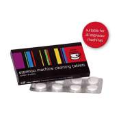 Breville BES250 Espresso Machine Cleaning Tablets Pack of 8