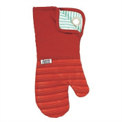 Jamie Oliver Silicon Oven Glove Rustic Red