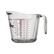 Anchor Hocking Fireking Measuring Jug 1000ml