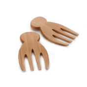 Maxwell & Williams Bamboo Salad Hands