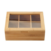 Maxwell & Williams Bamboo Tea Box