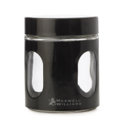 Maxwell & Williams Cosmopolitan Canister 325ML Black