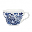 Churchill Blue Willow Georgian Tea Cup