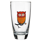 Hi Ball Owl Tumbler Gold 465ml