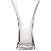 Rona Glass Waisted Vase 25cm