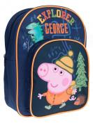 Peppa Pig Backpack George Pig Bag