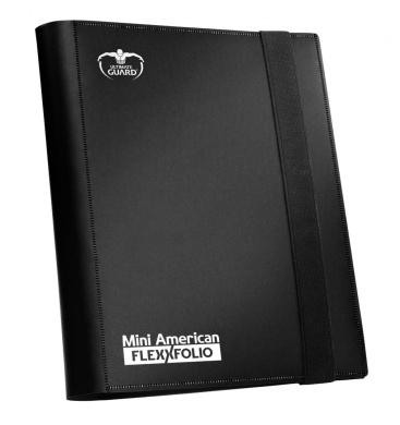 Ultimate Guard Mini American 9-Pocket FlexXfolio (Black)
