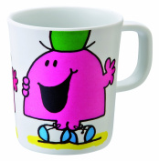 Monsieur Madame MR979E Beaker with Mr Chatterbox Motif