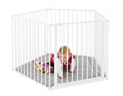 BabyDan Playpen (White)