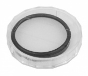 DURAGADGET Multi Coated 52mm UV Lens Filter Protector With Low Profile Ring For Fuji XF 18mm f/2R Lens on Fuji X-Pro1