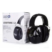Howard Leight by Honeywell 1010924 Leightning L3 Noise Blocking Earmuff