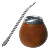 Gourd and Bombilla Kit to drink Yerba Mate
