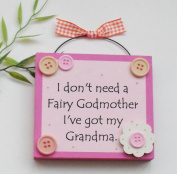 Grandma Fairy Godmother Gift