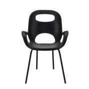 Umbra Oh 320150-038 Dining Room Chair, Black
