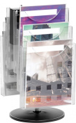 Helit H6255702 Magazine Rack A4 Highly Transparent