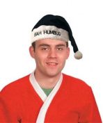 Bah Humbug Christmas Santa Hat