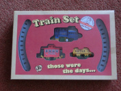 Prof Warbles - Those Were The Days - Train Set