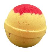 handmade bathbomb tennis ball size (Scent