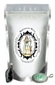 Goddess Artemis Sacred Sage Essential Oil Bath Salts & Jewellery Inside