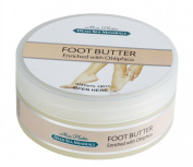 Mon Platin DSM Dead Sea Minerals Foot Butter Enriched With Obliphica150ml