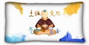 Custom Characteristic ( Avatar Anime Avatar The Last Airbender ) Pillowcase Cushion Cover Design Standard Size 50cm x 90cm One Sides suitable for Twin-bed PC-Green-30609