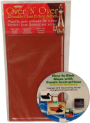 Self Stick, Reusable Stencil Blank + How to Etch & Patterns CD