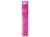 CM Designs Add-A-Quarter Plus Ruler 30cm . Breast Cancer Awareness Pink