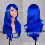 ACELIST® 70cm High Quality New Women's Fashion Long Full Curly Wavy Glamour Hair Wig + Wig Cap
